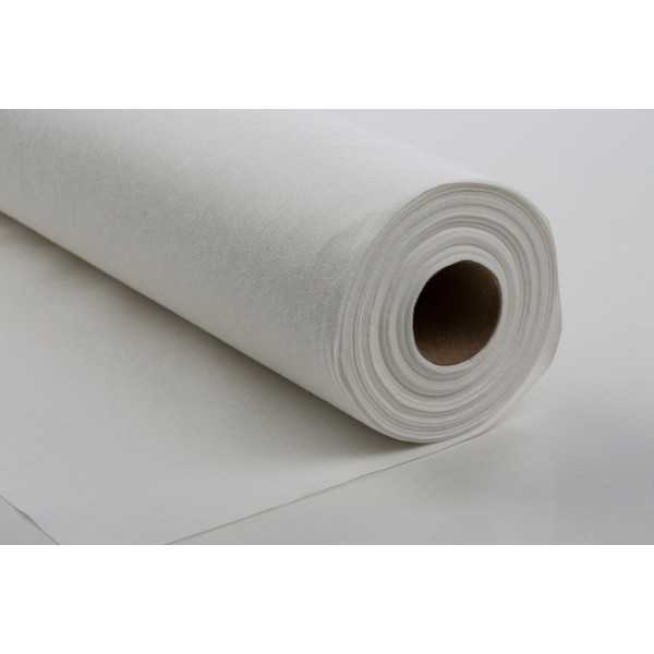 Rollo mantel BambuTEX 1.2x25m Blanco