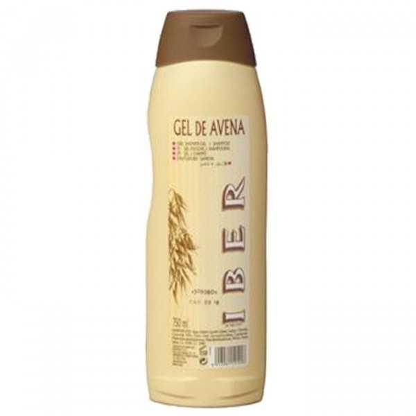 Gel avena IBER (750 ml.)