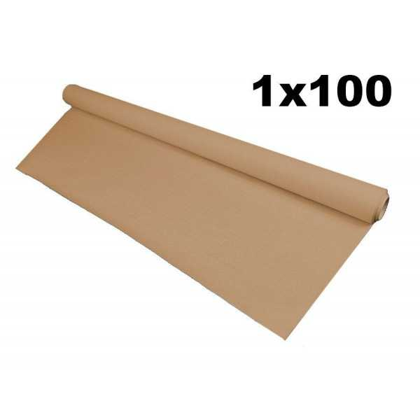 Rollo mantel papel ECO 1x100