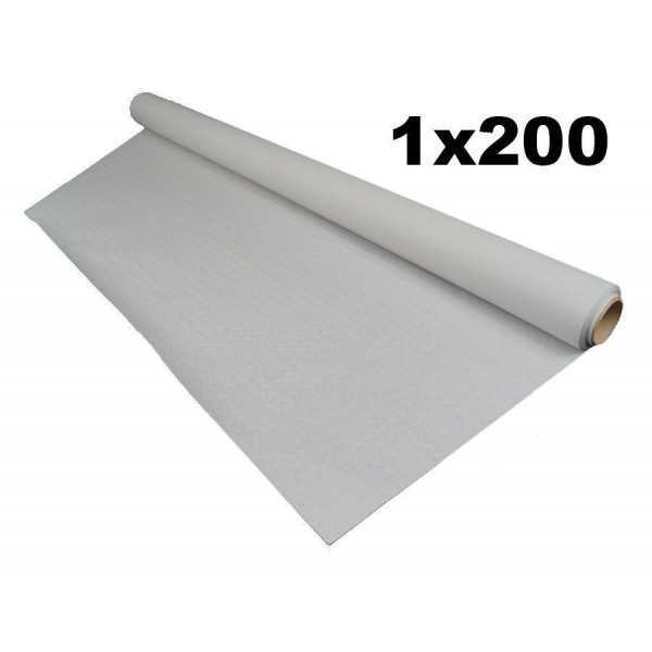 Rollo mantel papel Blanco 1x200m