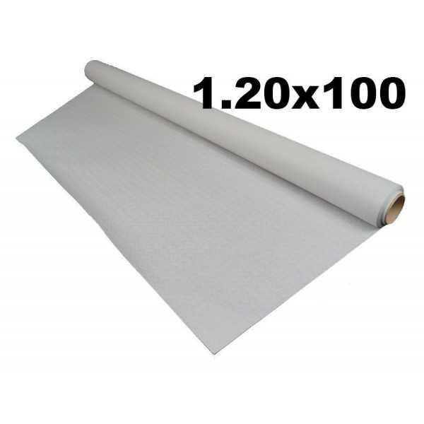 Rollo mantel papel Blanco 1,20x100