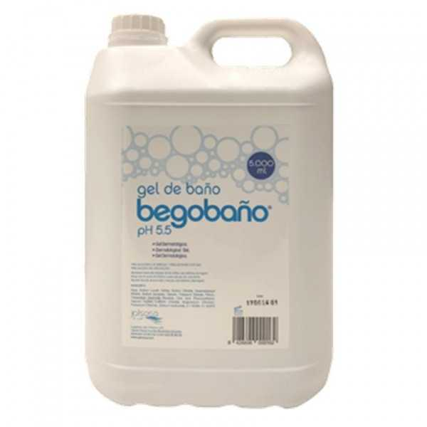 GEL DE DUCHA DERMOBAÑO 750ML
