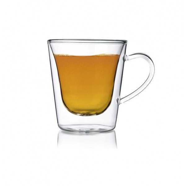 CAFE TAZA DOBLE PARED TERMICA 12CL